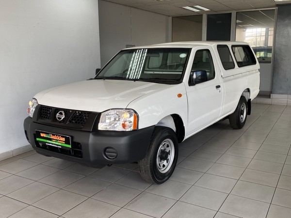 2016 Nissan NP300 Hardbody 2.0i LWB Single Cab Bakkie Gauteng Pretoria West_0