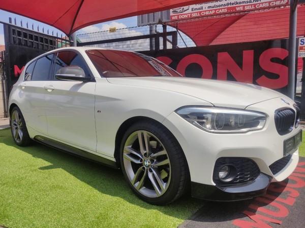 2018 BMW 1 Series 120d M Sport 5-Door Auto Gauteng Boksburg_0