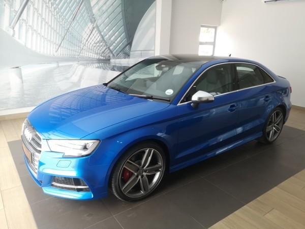 2021 Audi S3 S-Tronic Gauteng Johannesburg_0