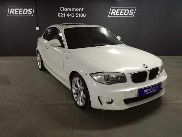2011 BMW 1 Series 125i Coupe At  Western Cape Claremont_0
