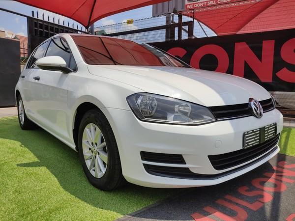 2017 Volkswagen Golf VII 1.4 TSI Trendline Gauteng Boksburg_0