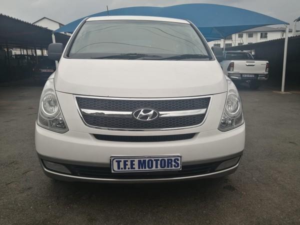 2013 Hyundai H1 2.5 Crdi Wagon At  Gauteng Sandton_0