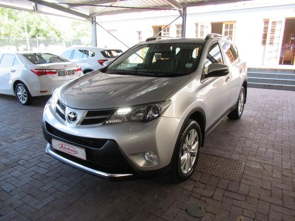 2015 Toyota Rav 4 2.2D VX Auto Western Cape Paarl_0