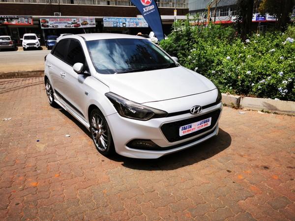 2015 Hyundai i20 1.4 N Series Gauteng Johannesburg_0