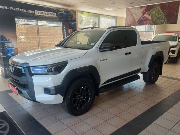 2021 Toyota Hilux 2.8 GD-6 RB Legend 4x4 PU ECab Eastern Cape Joubertina_0