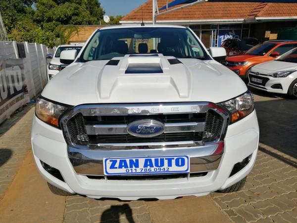 2018 Ford Ranger 2.2TDCi XL Double Cab Bakkie Gauteng Bramley_0