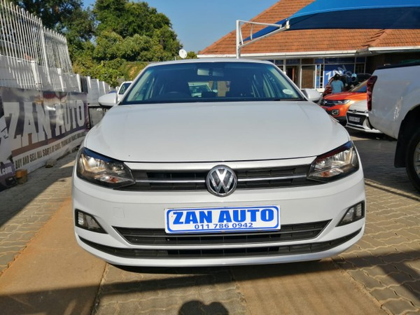 2019 Volkswagen Polo 1.0 TSI Comfortline Gauteng Bramley_0