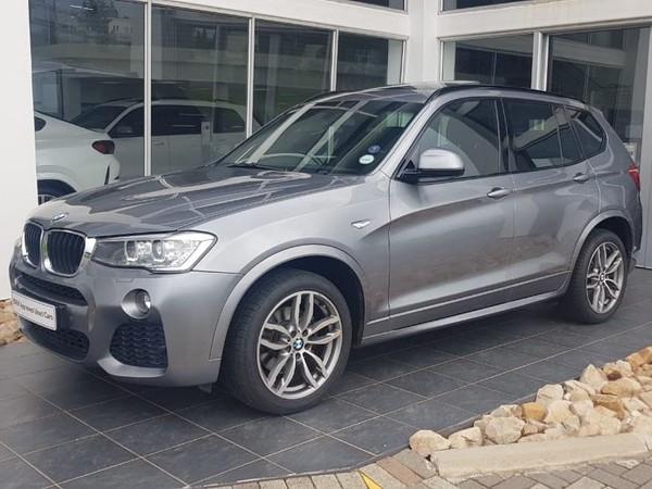 2016 BMW X3 xDRIVE 20d M-Sport F25 Mpumalanga Secunda_0