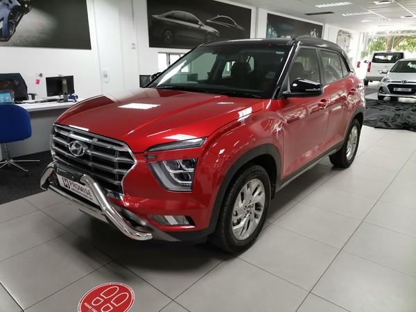 2021 Hyundai Creta 1.5 Executive IVT Kwazulu Natal Umhlanga Rocks_0