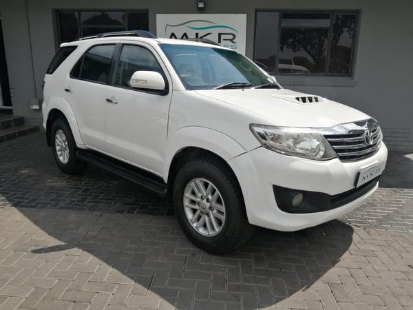 2014 Toyota Fortuner 2.5d-4d Rb  Eastern Cape Port Elizabeth_0