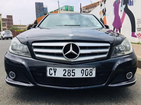 2013 Mercedes-Benz C-Class C180 Be Classic At  Gauteng Jeppestown_0