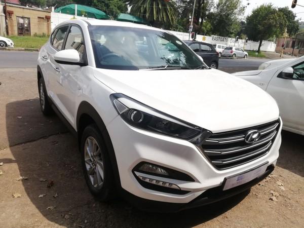 2017 Hyundai Tucson 2.0 CRDi ELITE AT Gauteng Johannesburg_0