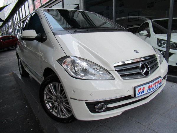 2011 Mercedes-Benz A-Class A 200 Elegance At  Gauteng Randburg_0