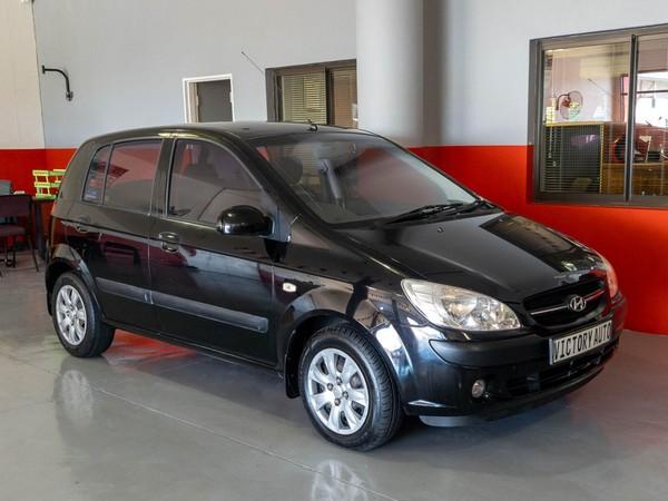 2009 Hyundai Getz 1.4 Hs  Western Cape Brackenfell_0