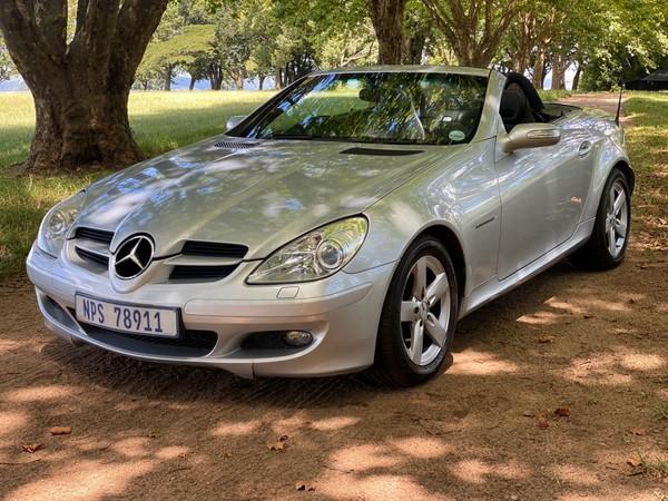 2006 Mercedes-Benz SLK-Class Slk 200 Kompressor At  Kwazulu Natal Hillcrest_0