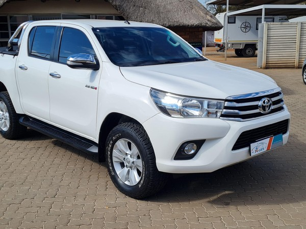 2016 Toyota Hilux 2.8 GD-6 Raider 4x4 Double Cab Bakkie Gauteng Centurion_0