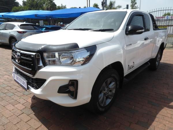 2018 Toyota Hilux 2.4 GD-6 RB Raider PU ECab Gauteng Bramley_0