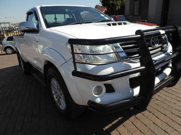 2011 Toyota Hilux 3.0 D-4d Raider Rb Pu Sc  Gauteng Bramley_0