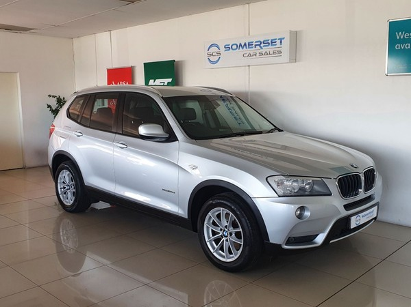 2013 BMW X3 Xdrive20d At  Western Cape Strand_0