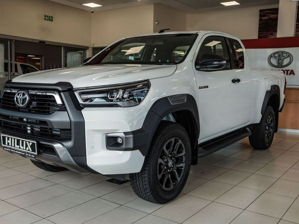 2021 Toyota Hilux 2.8 GD-6 RB Legend 4x4 PU ECab Kwazulu Natal Richards Bay_0