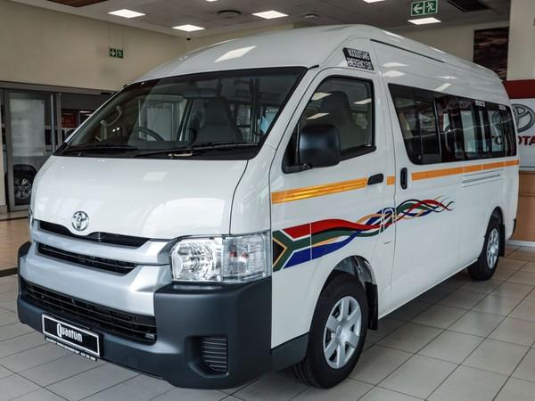 2021 Toyota Quantum 2.5 D-4d Sesfikile 16s  Kwazulu Natal Richards Bay_0
