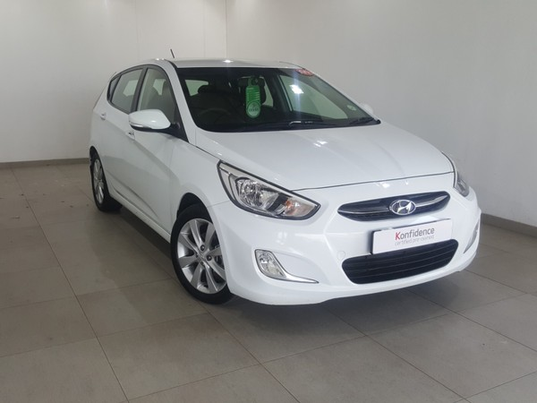 2016 Hyundai Accent 1.6 Fluid 5-Door Gauteng Roodepoort_0