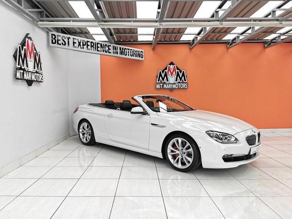 2012 BMW 6 Series 650i Convertible At e64  Gauteng Pretoria_0