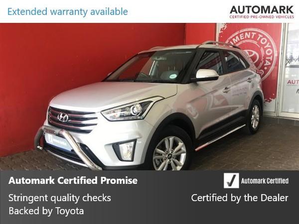 2018 Hyundai Creta 1.6D Executive Auto Gauteng Roodepoort_0