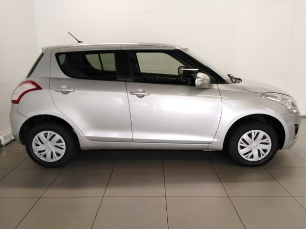 2017 Suzuki Swift 1.2 GL Gauteng Midrand_0