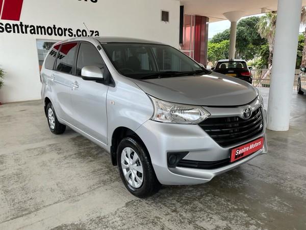 2017 Toyota Avanza 1.5 SX Auto Free State Bloemfontein_0