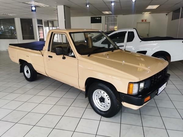 1985 Toyota Hilux 2000 4 Sp Pu Sc  Gauteng Edenvale_0