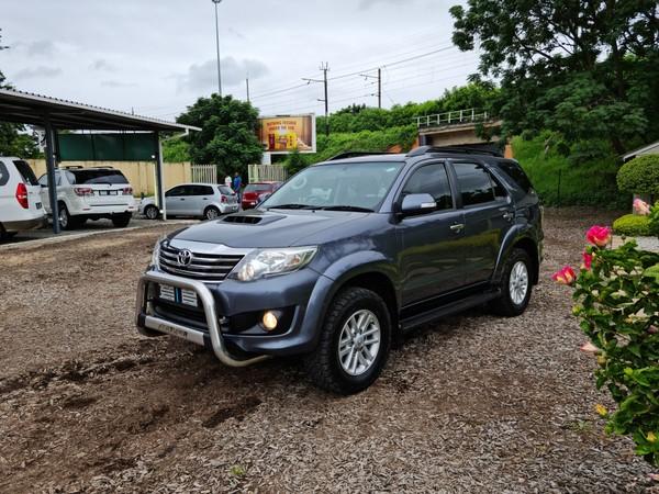2014 Toyota Fortuner 2.5 D-4D Raised Body Auto Mpumalanga Nelspruit_0