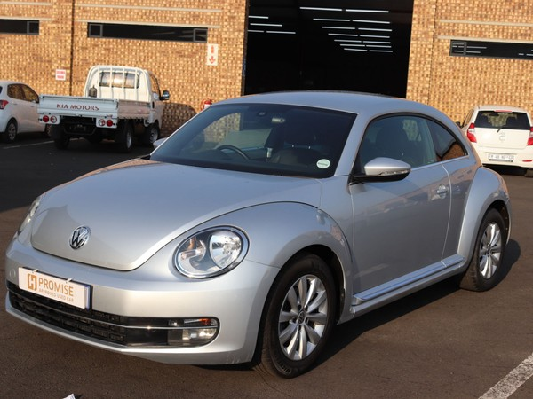 2015 Volkswagen Beetle 1.2 Tsi Design  Gauteng Springs_0