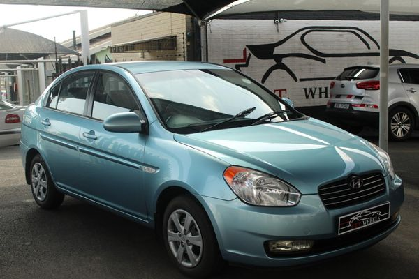 2009 Hyundai Accent 1.6 Gls Hs At  Gauteng Johannesburg_0