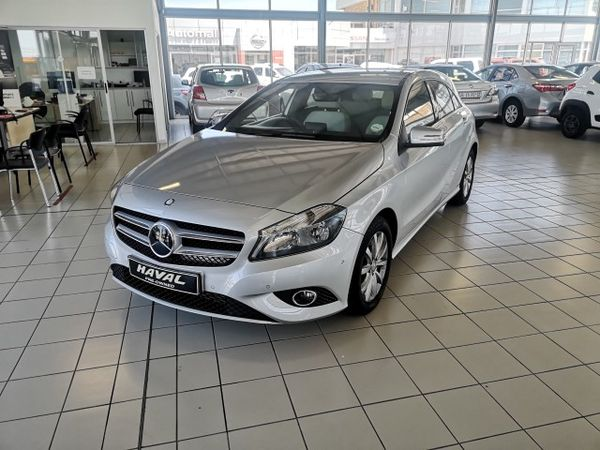 2014 Mercedes-Benz A-Class A 200 Be At  Eastern Cape East London_0
