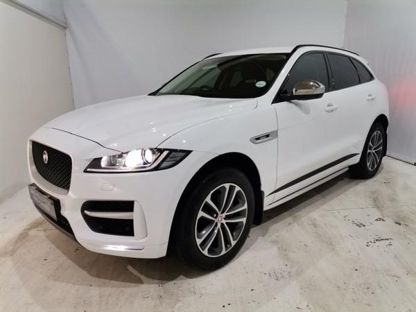2018 Jaguar F-Pace 2.0 i4D AWD R-Sport Kwazulu Natal Hillcrest_0