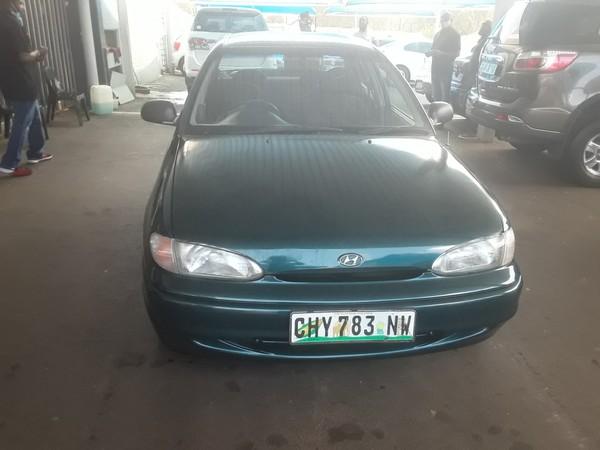 2005 Hyundai Elantra 1.6 Gls  Gauteng Johannesburg_0