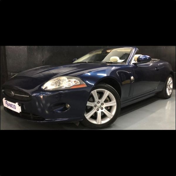 2006 Jaguar XK Convertible Luxury  Gauteng Benoni_0
