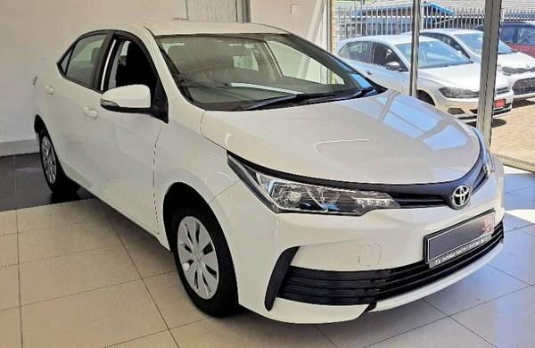 2020 Toyota Corolla Quest 1.8 Kwazulu Natal Amanzimtoti_0