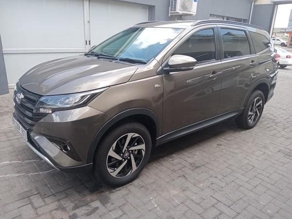 2019 Toyota Rush 1.5 Gauteng Johannesburg_0