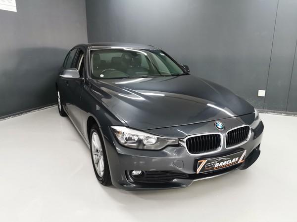 2015 BMW 3 Series 316i Auto Western Cape Goodwood_0