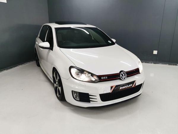2011 Volkswagen Golf Vi Gti 2.0 Tsi  Western Cape Goodwood_0