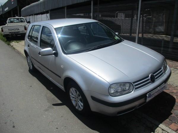 2007 Volkswagen Golf 1.6 Trendline  Gauteng Kempton Park_0