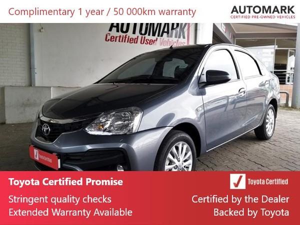 2020 Toyota Etios 1.5 Xs  Eastern Cape King Williams Town_0