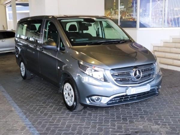 2015 Mercedes-Benz Vito 116 2.2 CDI Tourer Pro Auto Gauteng Roodepoort_0