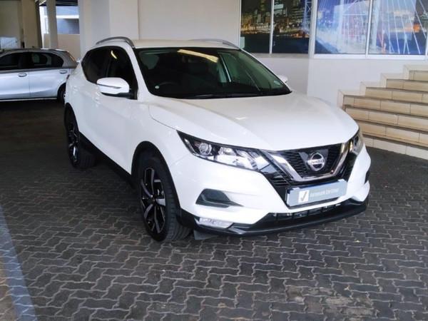 2017 Nissan Qashqai 1.2T Acenta Plus CVT Gauteng Roodepoort_0