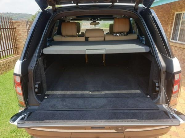 Used Land Rover Range Rover 3.0 TD V6 VOGUE for sale in ...