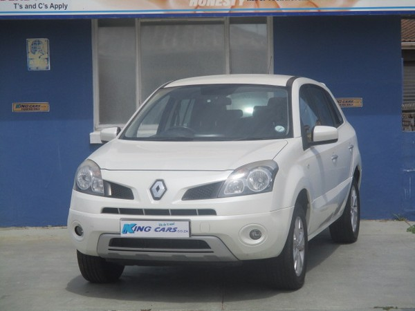 2010 Renault Koleos 2.5 Dynamique  Eastern Cape Port Elizabeth_0