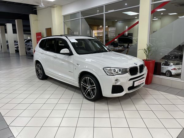 2015 BMW X3 xDRIVE20d M Sport Auto Kwazulu Natal Durban_0
