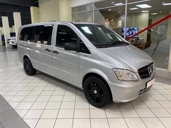 2014 Mercedes-Benz Vito 116 2.2 CDI Tourer Pro Auto Kwazulu Natal Durban_0